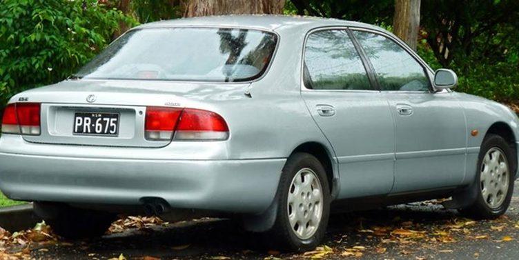 1992-1997 Mazda 626 2.0i
