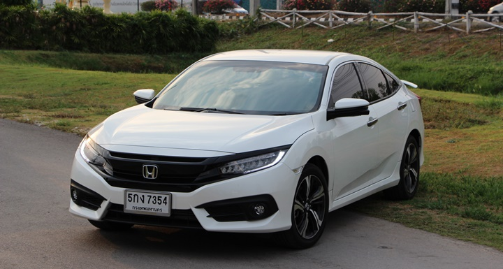2017 Honda Civic 1.5 RS CVT