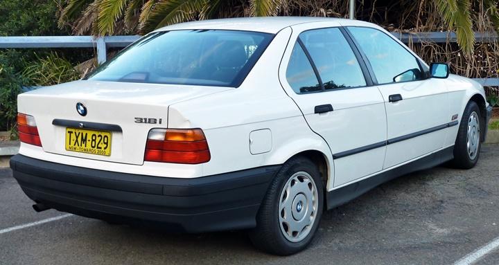 1991-1998 BMW 318i