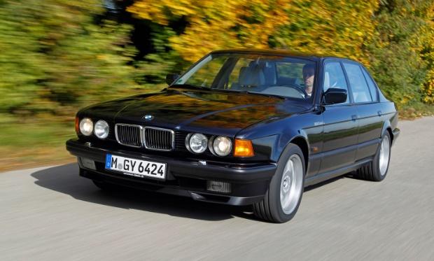 1987-1994 BMW 750 i,iL