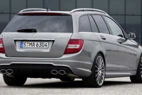 2011-2014 Mercedes-Benz C63 AMG SPEEDSHIFT MCT Sport
