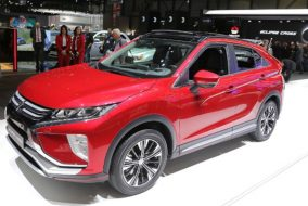 Eclipse Cross geliyor