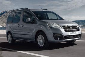 Peugeot Partner Tepee (Facelift 2012)