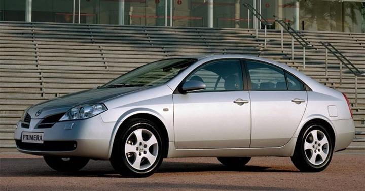 Nissan Primera Sedan (P12)
