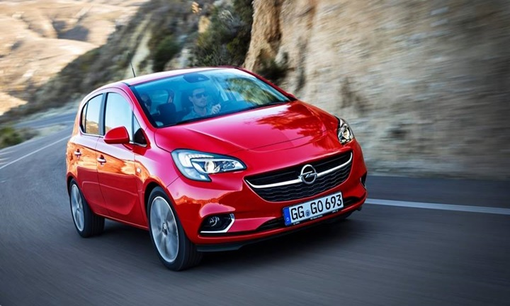 2014-2015 Opel Corsa 1.0 Ecotec