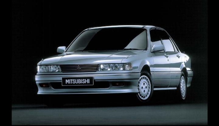 1987-1993 Mitsubishi Galant 1.8