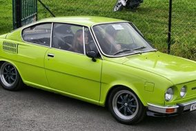 1970-1982 Skoda 110R Coupe