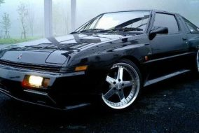 1984 Mitsubishi Starion 2000 GSR-V