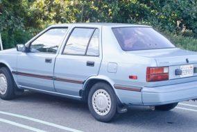 1986-1989 Hyundai Excel 1.5
