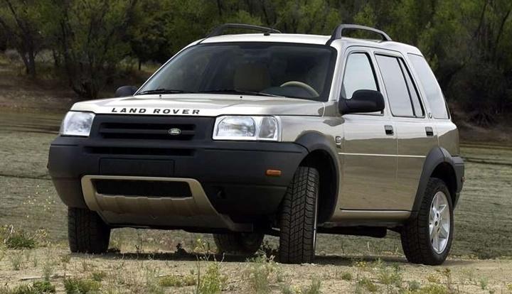 2001-2006 Land Rover Freelander 2.5i