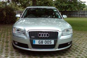 2005-2009 Audi A8 3.0 TDI Quattro Tiptronic
