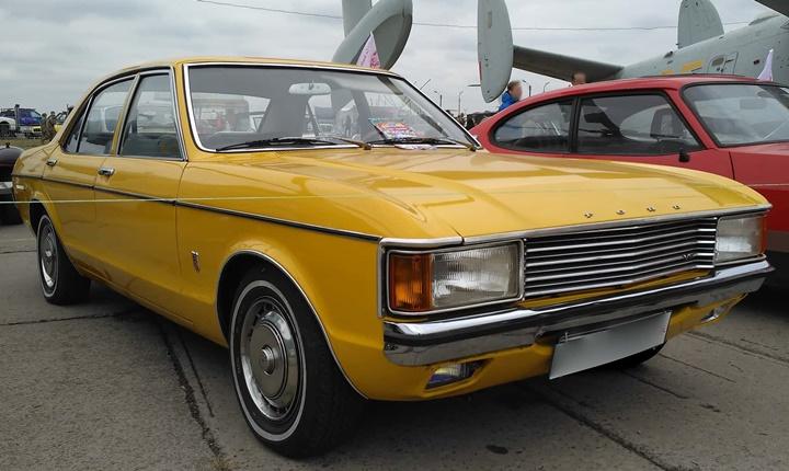 1972-1977 Ford Granada 1.7