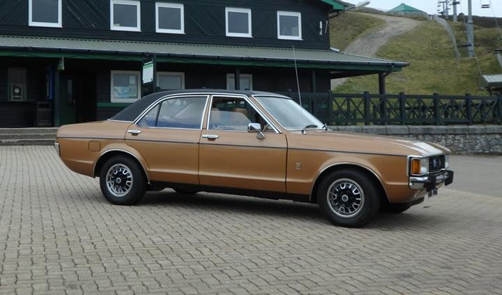 1975-1977 Ford Granada 2.0