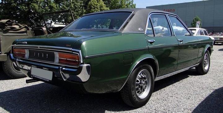 1972-1977 Ford Granada 2.3