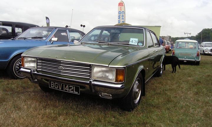1972-1977 Ford Granada 3.0