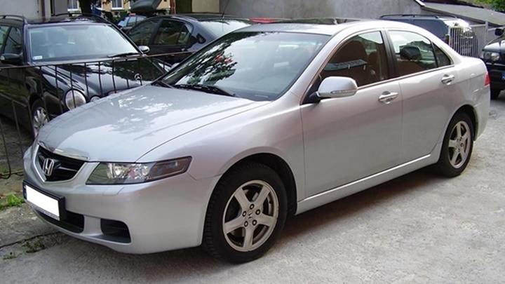 2002-2007 Honda Accord