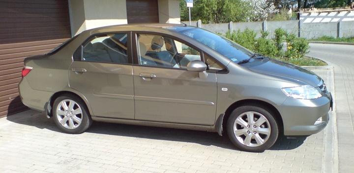 2006-2008 Honda City 1.4i