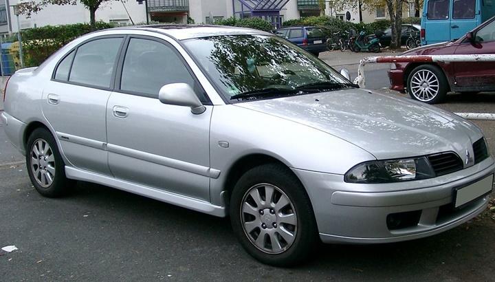1999-2003 Mitsubishi Carisma 1.6i