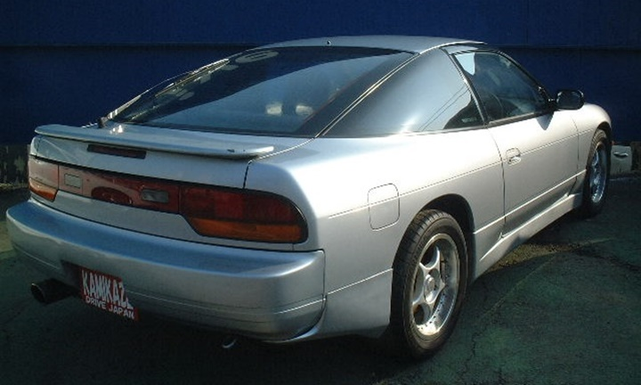 1989-1990 Nissan 180SX 1.8 Turbo