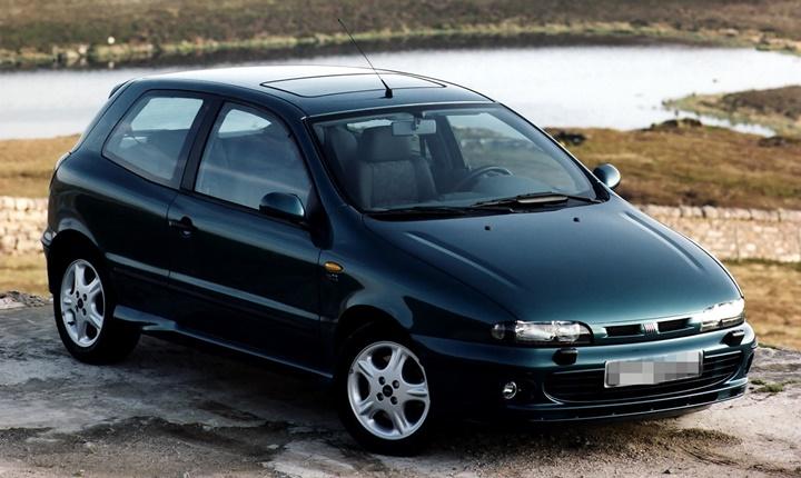 1997-2001 Fiat Bravo 1.6