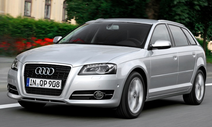 2008-2013 Audi A3 Sportback 1.4 TFSI