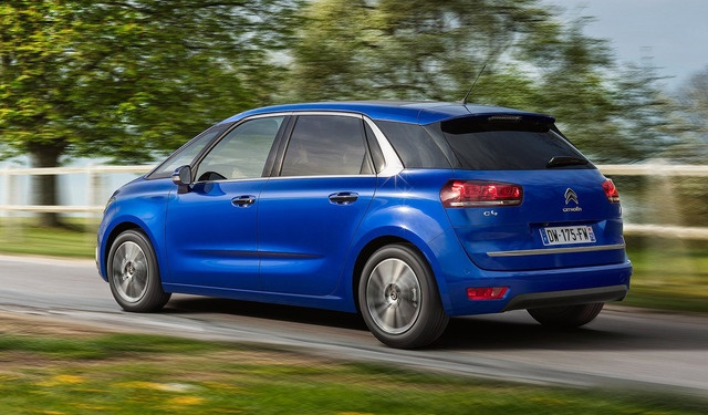 2017 Citroen C4 Picasso 1.6 BlueHDi EAT