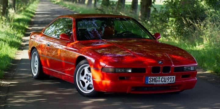1992-1996 BMW 5.6 850CSi