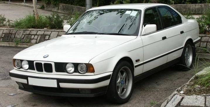 1989-1995 BMW 525i