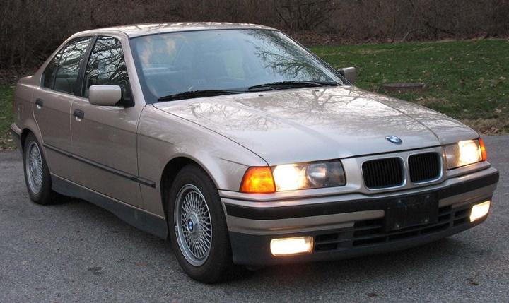 1990-1995 BMW 325i
