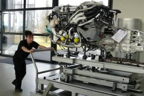 Bazı araçların motor ağırlıkları..