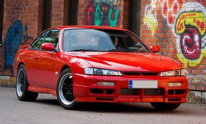 1994-2000 Nissan 200 SX