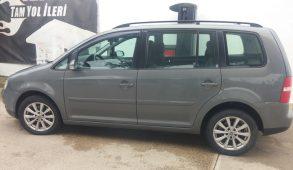 Aracım 2004 Volkswagen Touran