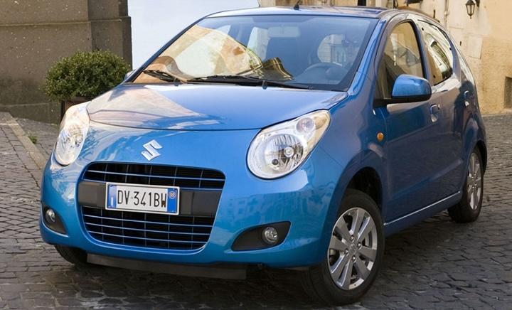 2009-2012 Suzuki Alto 1.0