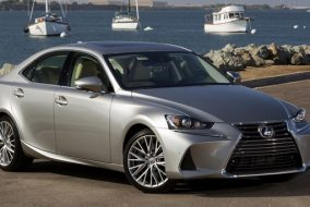 2017 Lexus IS 2.0T