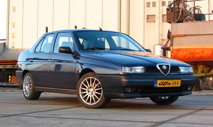 1995-1998 Alfa Romeo 155 2.0 TwinSpark