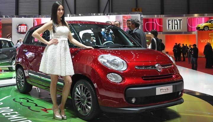 2012-2016 Fiat 500L