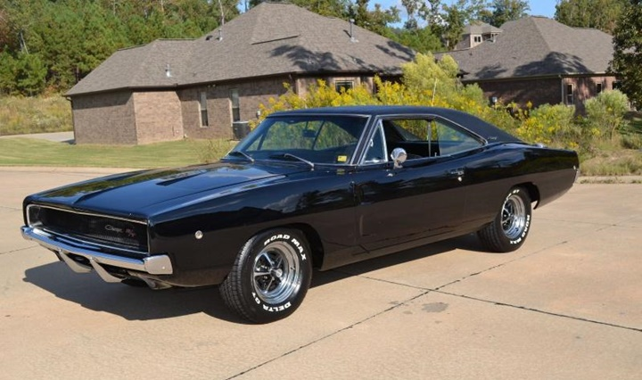 1968 Dodge Charger R/T 440 Magnum