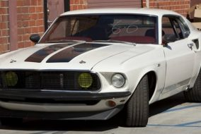 1969 Ford Anvil Mustang