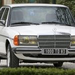 1982-1985 Mercedes-Benz 230 E
