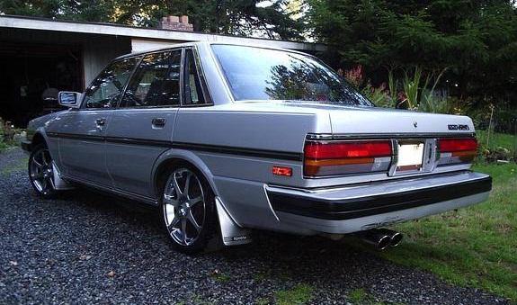 1985-1988 Toyota Cressida 2.0i