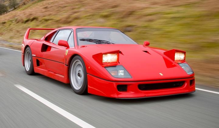 1987-1992 Ferrari F40 2.9i