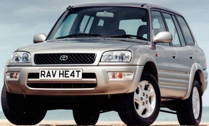 1995-2000 Toyota RAV 2.0i