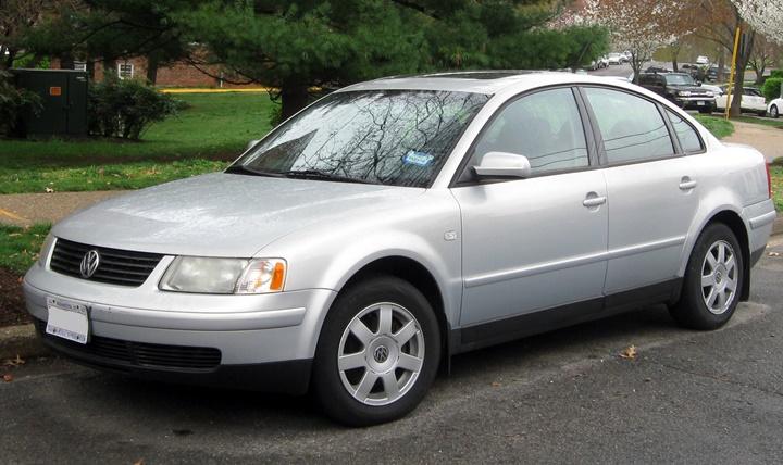 1996-2000 Volkswagen Passat 1.8i