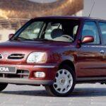 1998-2002 Nissan Micra 1.5 D