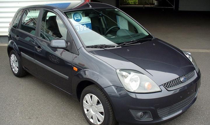 2001-2008 Ford Fiesta