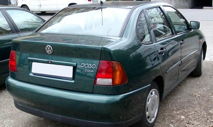 Volkswagen Polo III Classic