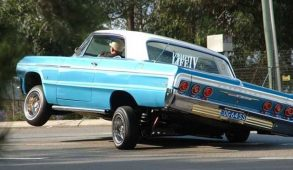 1961 den 1969 a Chevrolet Impala SS hikayesi