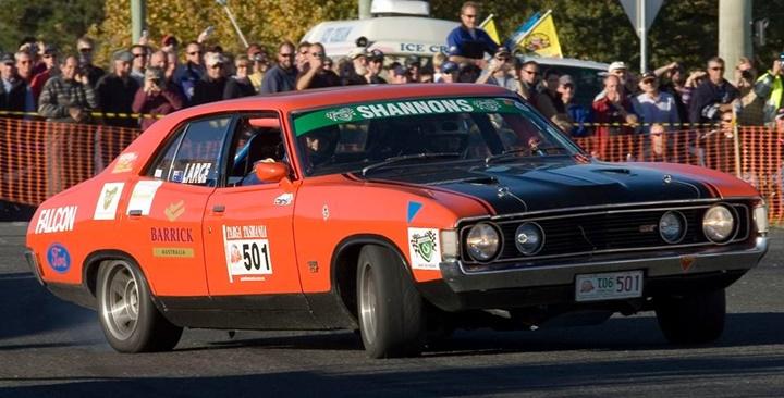 1972-1973 Ford Falcon GT Sedan