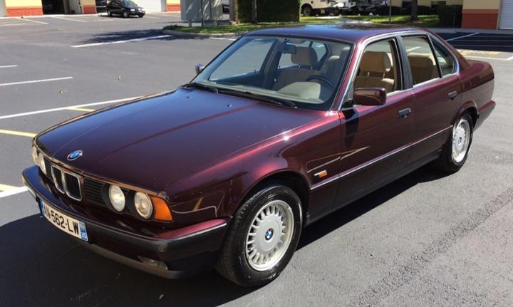 1988-1995 BMW 525 td
