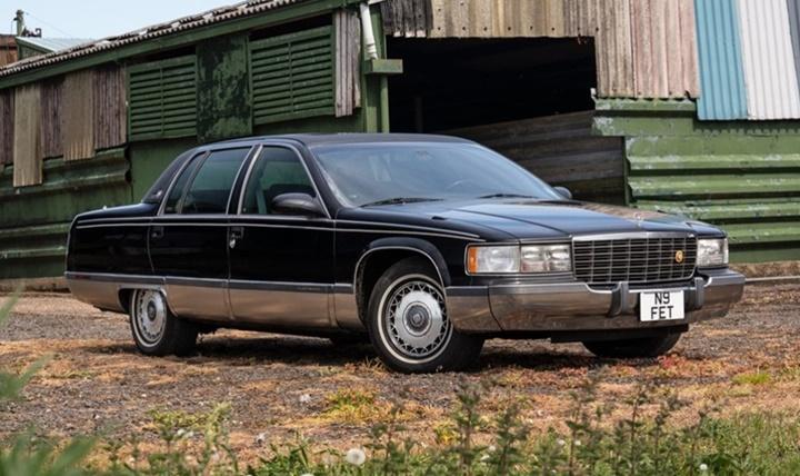 1994-1996 Cadillac Fleetwood 5.7